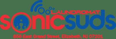 Sonic Suds Laundromat Logo